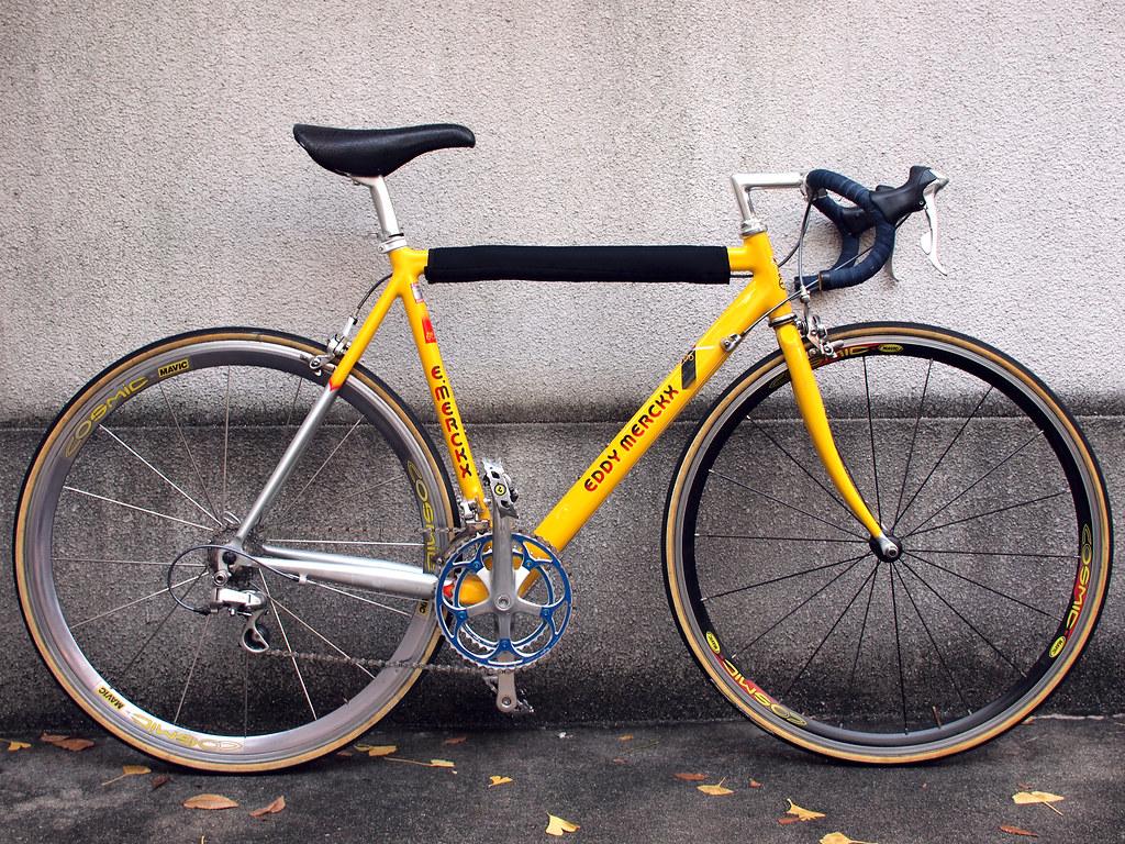 [Bike Check] Eddy Merckx Alu Road