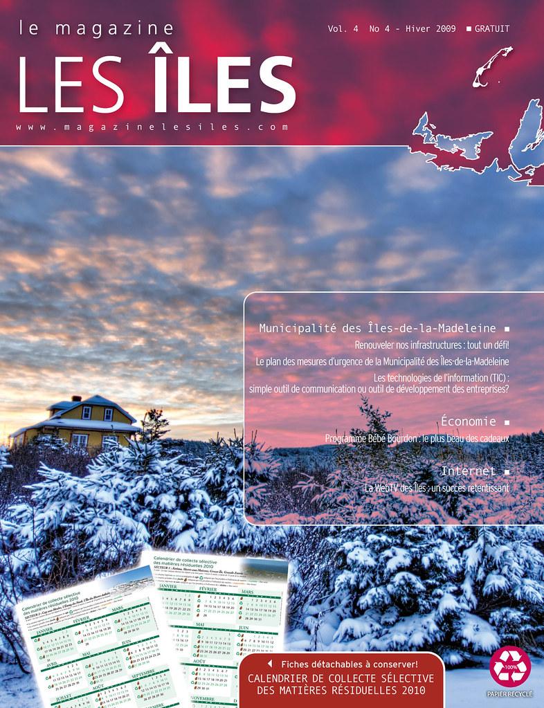 Magazine des Iles