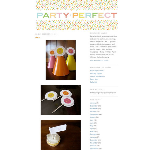SB On Party Perfect