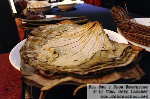 Dim Sum N Rice Dumplings At Li Yen Ritz Carlton-02