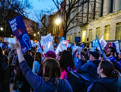 2017.02.22 ProtectTransKids Protest, Washington, DC USA 01091