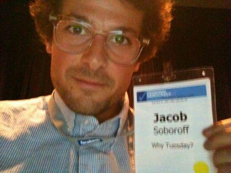 Jacob at PDF09