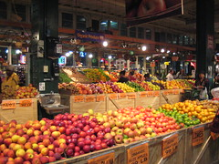 Fruits in Reading Terminal