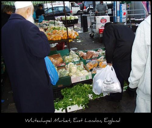Whitechapel Market
