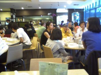 Din Tai Fung at 10:45 AM