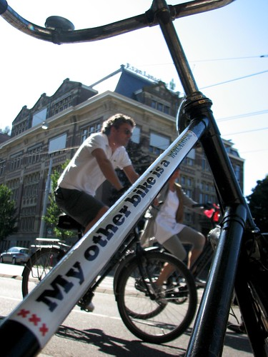 amsterdam fietswrak vacation 3