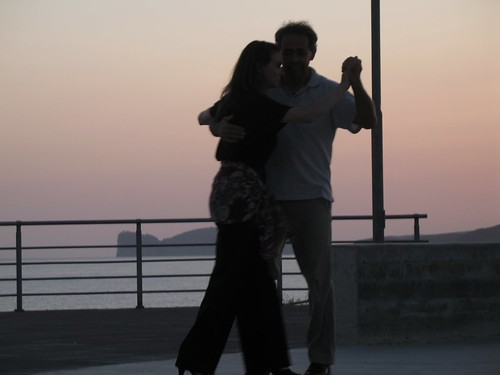 Tango ad Alghero
