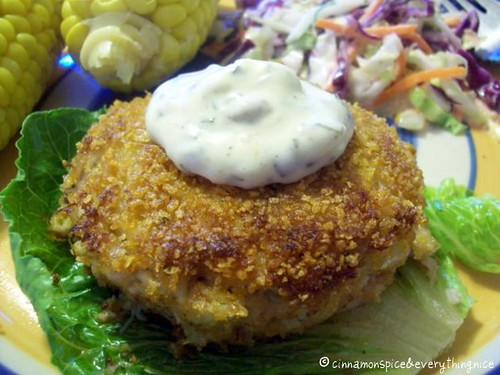 East Coast Crab Cakes