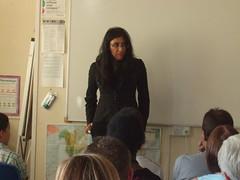 Zehra Zaidi (dnolson) Tags: jhp vqday jhptraining zehrazaidi denisenorthedge