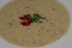 Canadian Cheddar Soup