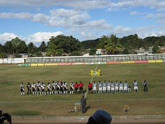 Football in Nampula