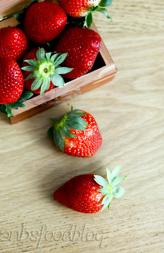 Winter strawberries