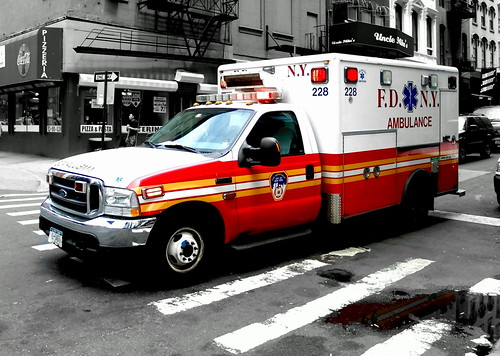 New York City Ambulance