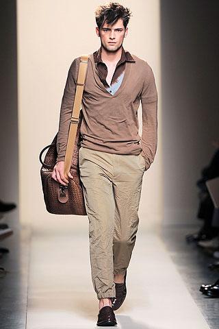 Sean O'pry3040_SS10_Milan_Bottega Veneta(Men Style)