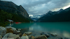 Lake Louise - Rocky Mountains (Tariq Albriek) Tags: canada mountains rocky alberta tariq      albriek