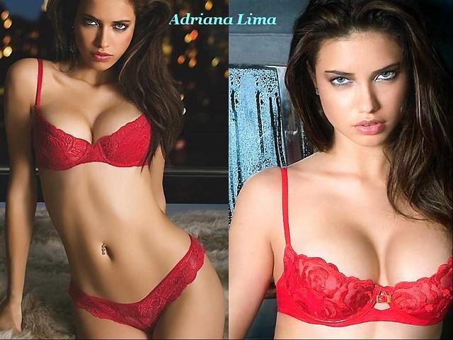 Adriana lima by oneyhol-adrian.