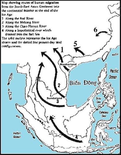 y chromosome ties between taiwan and polynesia Roman Empire Map out of southeast asia theory