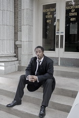 Chillin on the Steps (Southern Scene Photography) Tags: hot shoot sunday sos mrgray nerboo