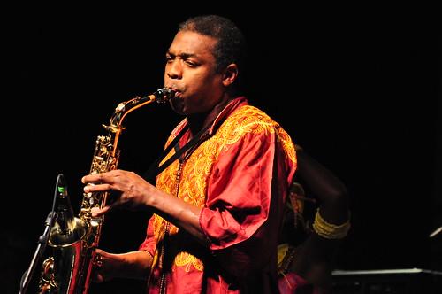 Femi Kuti and Positive Force at Ottawa Bluesfest 2009