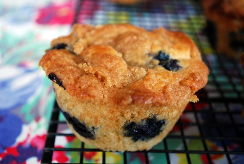 Blueberry Muffins (2)