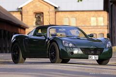 090812 Opel Speedster - Vauxhall VX220 2.2 LHD