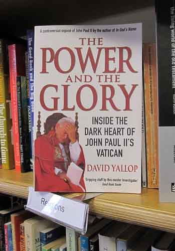 THE POWER and the GLORY - Inside the dark heart of John Paul II's Vatican