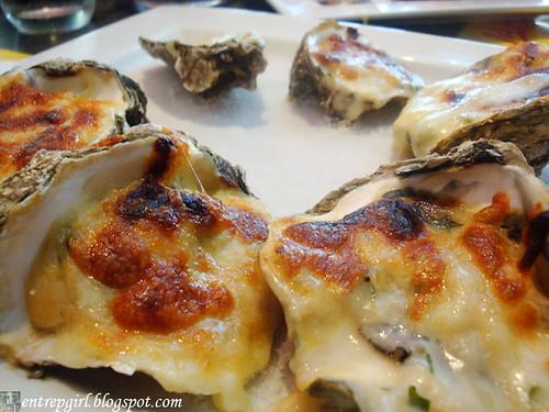 Las Paellas oysters rockefeller2