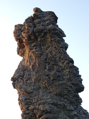 Вершина столба