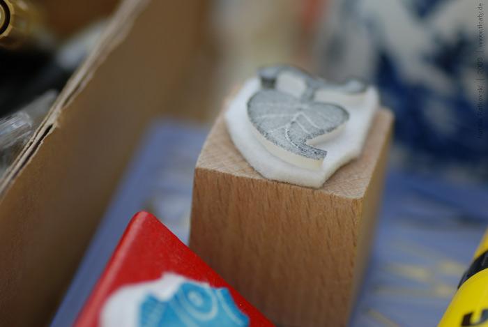 Creative tools, stamp