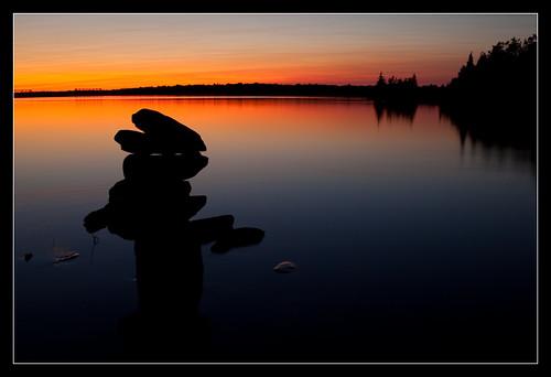 Morris Island Sunset