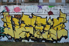 GRAFFITI ATTACK HERO '09 (PSA_CREW) Tags: graffiti hero napoli psa artattack herone psacrew onehero graffitiattack