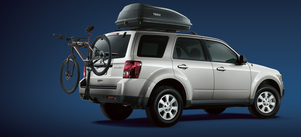 roof rack Mazda Tribute