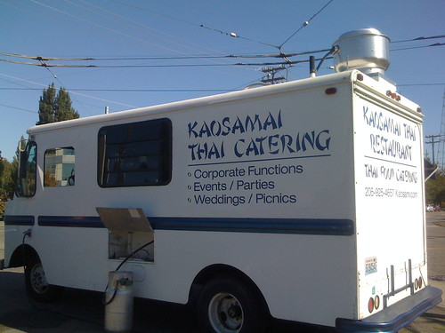 Kaosamai Thai Cart