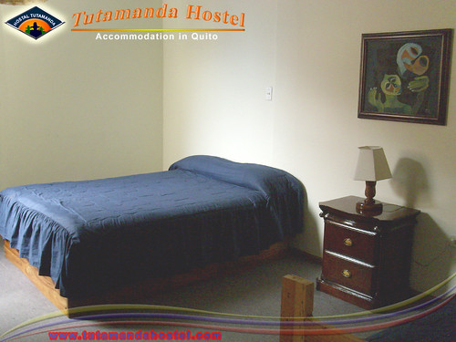 Tutamanda Hostel - Bed & Breakfast - Accommodation in Quito Ecuador