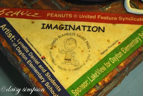 Imagination Linus Label