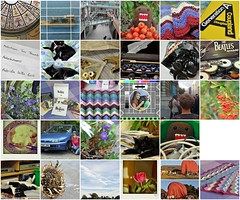 Another 30 days (hddod) Tags: mosaic september 2009 bighugelabs