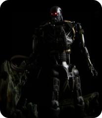 Hot Toys Terminator: Salvation - T-600 Endoskeleton (Ed Speir IV) Tags: movie toy actionfigure japanese robot figure scifi 16 terminator salvation import sideshow masterpiece t600 hottoys endoskeleton
