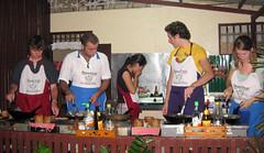 Four Dutchies and a Thai
