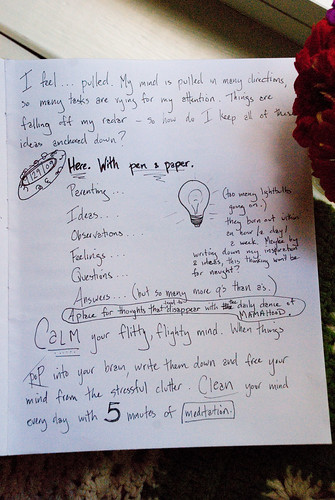 parenting journal
