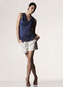 Isabella Oliver white shorts