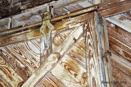 Old Door Roller