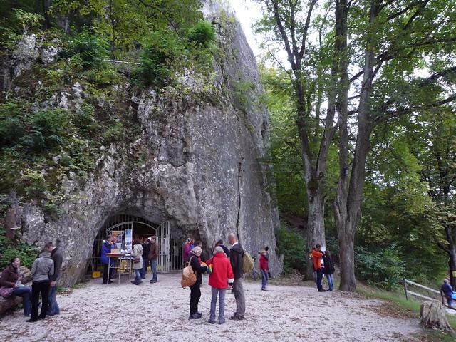 Hohler Fels, Schelklingen, Baden-Württemberg