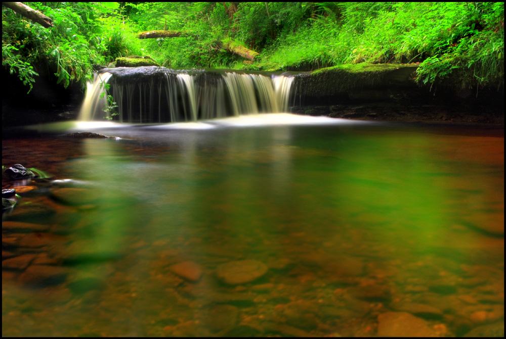 Millton Falls - Glenalmond