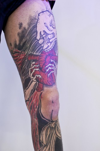Gabriel - Big Pieces Contest's Winner / Contestant #19 - Tattoo Art Fest (