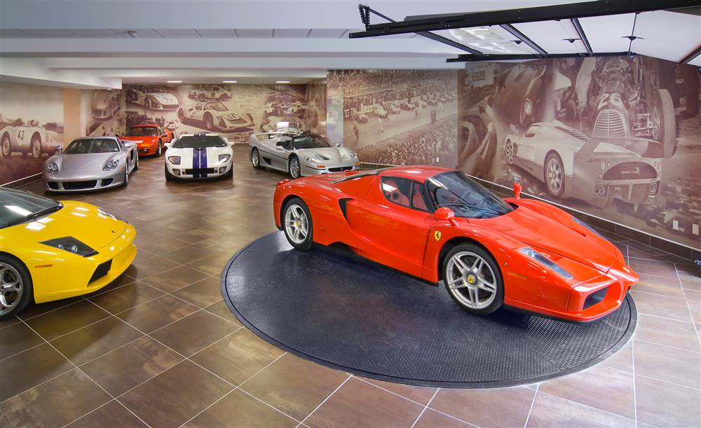 Worlds Most Beautiful Garages - General Car Discussion - MyCarForum.com