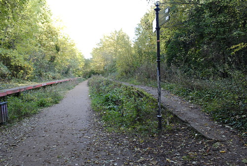Crouch End disused station