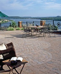 """Patio and fence • <a style=""""font-size:0.8em;"""" href=""""http://www.flickr.com/photos/36642140@N07/4050829708/"""" target=""""_blank"""">View on Flickr</a>"""