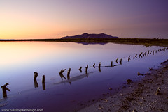 "Friday destination @ Great Salt Lake, Utah (Scott Stringham ""Rustling Leaf Design"") Tags: wood sunset cloud lake water weather clouds landscape island photography utah photo sand view desert graphic walk salt loveit greatsaltlake photograph miles weatheredwood gsl rld greatbasin sps inlandsea stansburyisland pacificflyway flightsoffancy scottstringham rustlingleafdesign wwwrustlingleafdesigncom itsbigenoughforall ourgreatsaltlake"