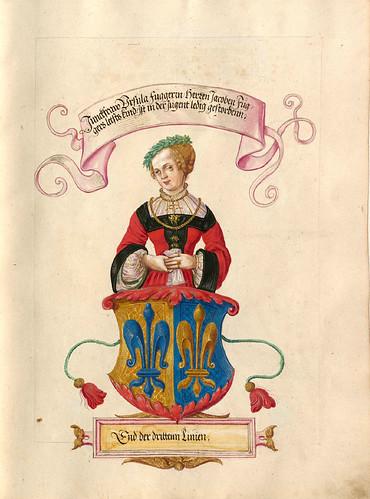 007-Das Ehrenbuch der Fugger 1545-1548-©Bayerische Staatsbibliothek