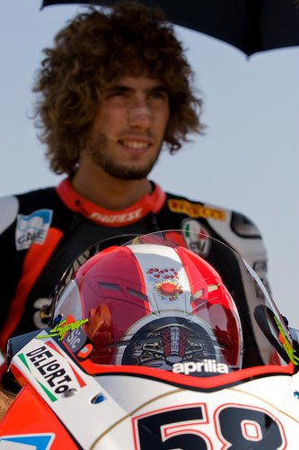 Past Of marco simoncelli